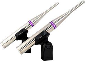 Earthworks Qtc40mp Micro à condensateur omnidirectionnel (paire)