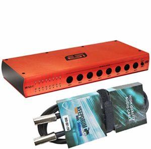 ESI M8U eX Interface MIDI USB 3.0 16 ports + câble MIDI 2 m