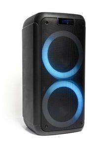 FREESOUND400 – Ibiza – Enceinte Active Autonome 400W avec Bluetooth, USB, Micro-SD & TELECOMMANDE