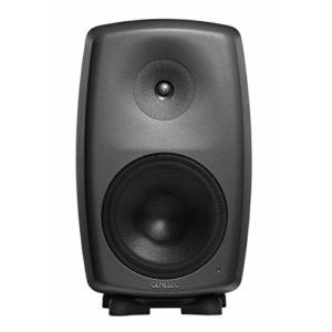 Genelec 8260A 390W Noir haut-parleur – Hauts-parleurs (1.0 canaux, Avec fil, XLR, 390 W, Noir)