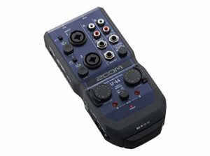 Interface audio Zoom 44 Housse de U