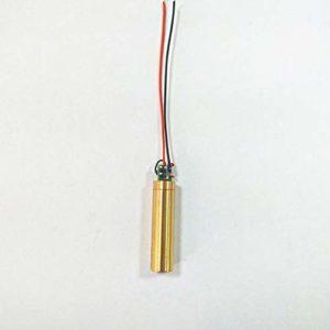 Localisateur de modules laser de point de module de lumière verte APC de classe 53A 532nm 5mW 8mm DIY