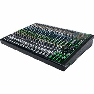 Mackie PROFX22V3 Mixeur professionnel 22 canaux