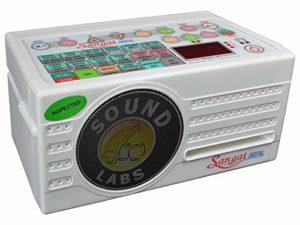 Modfash Boîte à shruti numérique Tanpura électronique avec tabla