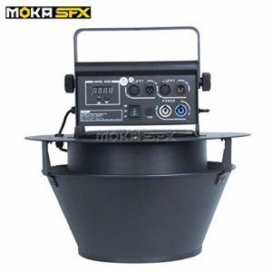 MOKA Machine à confettis DMX à distance pour machine à papier effet scénique