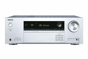 Onkyo TXSR494 Silver Amplificateur Homecinéma 7.2