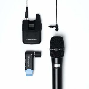 Sennheiser AVX digitales Drahtlosmikrofon-System (AVX-COMBO SET-3-EU) Combo-Set