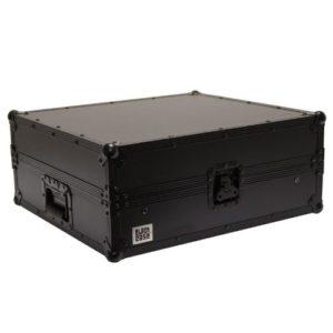 Black Case FCM 19″ Valise Pro pour Table de Mixage 19″ Noir