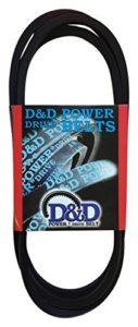 D & D Powerdrive 291Rockwell Courroie de transmission de remplacement standard, 1Nombre de Band, EN CAOUTCHOUC