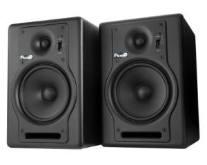 Fluid Audio F5 Paire de moniteurs Noir