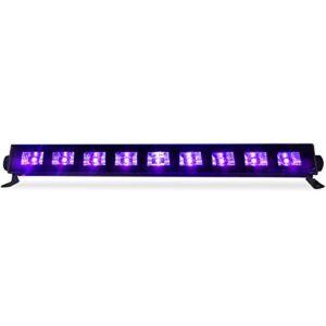 Ibiza LED-UVBAR Barre de lumière UV