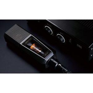 Lewitt LCT940 Microphone Studio Statique Hybride Multi-directivité avec Large diaphragme Noir