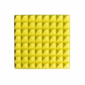 Matériau réducteur de bruit 5 cm d'épaisseur de haute qualité acoustique en mousse Carreleurs, Home Use muraux Panneaux acoustiques Studio d'enregistrement absorbant le son coton Peut être utilisé dan