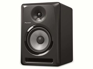 Pioneer Pro DJ S-DJ60X 6-Pouce Active Reference Speaker, Black