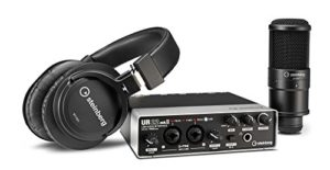 Steinberg UR22 MKII Kit d'enregistrement Audio