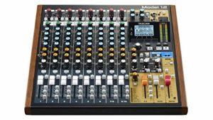 Tascam Model 12 Mixeur de production tout-en-un