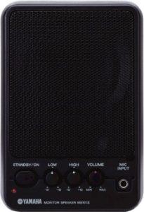 Yamaha – MS101III – Enceinte pour MP3 et Ipod – Noir