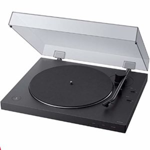Yinglihua Tourne-Disque Rétro Bluetooth phonographes Vinyle phonographes Retro Record Player Gramophone avec Dust Cover Peut être connecté par Bluetooth Lecteur De Vinyle De Style Vintage