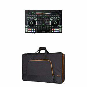 Contrôleur DJ-808 Roland avec housse de transport