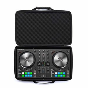 Esimen Coque Rigide pour contrôleur de DJ Native Instruments Traktor Kontrol S2 Mk3 (Noir)