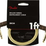 Fender Deluxe Series – Cordons Patch – 0.30m – Angle/Angle – Tweed
