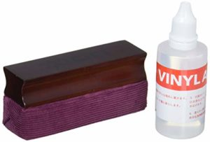 ION Audio Vinyl Alive | Kit de Nettoyage Pro pour Disque Vinyle