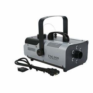 JMFHCD Machine à Fumée Mini Nano Pulvérisateur 1L 900W Machine à Brouillard avec Télécommande sans Fil, Idéal pour Les Fêtes, Discos DJ, Bars, Mariages, Défilés et Théâtrales