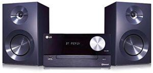 LG CM 2460 Système Audio