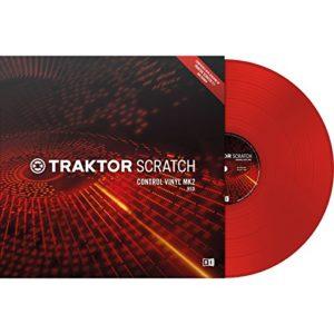 Native Instruments Traktor Scratch Pro Control Vinyle MK2 – Coloris aléatoire