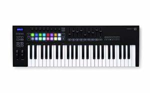 Novation Launchkey 49 MK3 Contrôleur de clavier MIDI