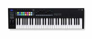 Novation Launchkey 61 MK3 Contrôleur de clavier MIDI