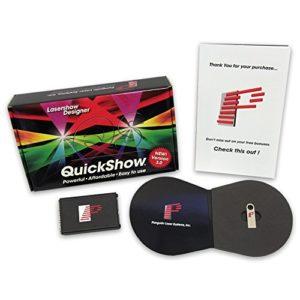 Pangolin laserdesigner quickShow fB3 qS/2,5