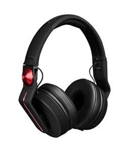 Pioneer HDJ-700-R Casque dynamique professionnel fermé pour DJ (Rouge)