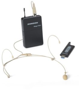 Samson Swxpd1Bde5 Stage XPD1 Headset Wireless System