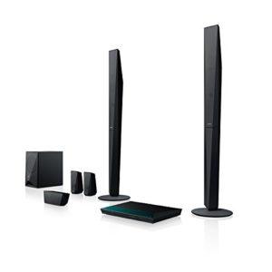 Sony BDV-E4100.CEL Système Home Cinema Blu-ray 3D 5.1 1000 W HDMI USB Bluetooth/Wifi Noir