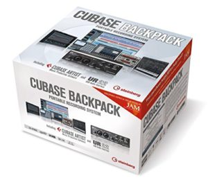 Steinberg 45140 Cubase Interface MIDI Noir