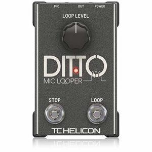 TC Helicon 996365005Ditto Looper Mic