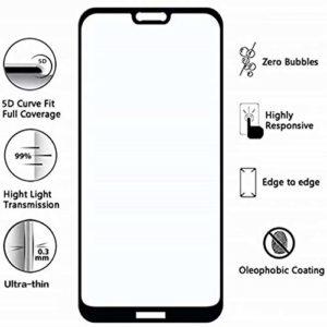 Ttimao Coque Huawei Honor 9X Stand Rotatif à 360 Degrés Ultra Mince Modèle Texturé de Tissu Étui+1*Protecteur D'écran Anti-Rayures Anti-Empreintes Digitales Housse Protection-Gris