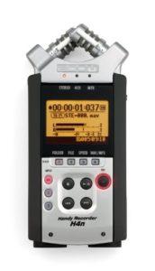 Zoom H4N enregistreur portable