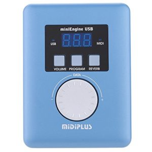 ammoon MidiPlus MiniEngine USB MIDI Module de Son General MIDI Générateur