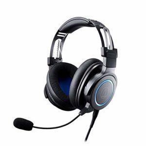 Audio-Technica ATH-G1 Casque de jeu haut de gamme
