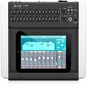Behringer X18 18canaux table de mixage audio – tables de mixage audio (18 canaux, 40 bit)
