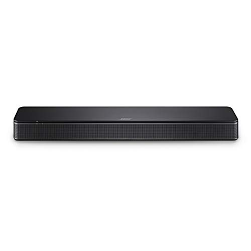Bose TV Speaker – Barre de Son Compacte avec Connexion Bluetooth