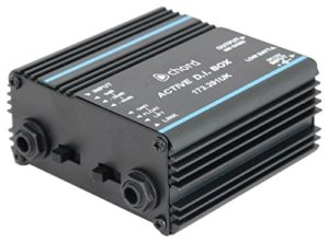 Chord Di-a1Active Direct Injection Box