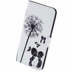 Compatible avec Herbests Samsung Galaxy S20 Amour pissenlit.