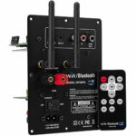 Dayton Audio WF60PA 60W Class D Full Range 2.1 Plate Amplifier with Wi-FI and Bluetooth 4.0 aptX