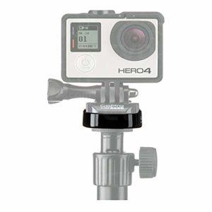 GoPro ABQRM-001 Fixation pour Pied de Micro Noir