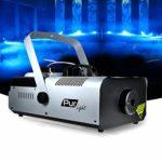 Machine à fumée Pro Sono 1500W + Etrier de fix + 2 télécommandes NEWARK1500 + 1L Liquide
