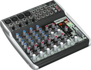 Mixage et Production BEHRINGER XENYX QX1202USB Analogiques sorties num