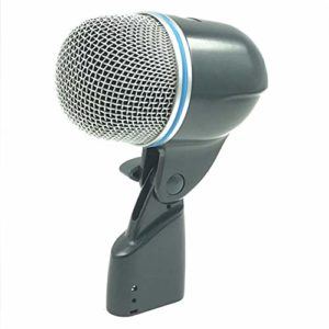 MJTCJY BWQ BETA-52a Kick Tambour Microphone Beta52 Beta 52a Beta52a 52 Beta-52 Basse Mic Beta56a Beta 56a Microphone (Color : Beta52a)